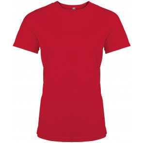 Polo sport manches courtes proact Femme