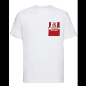T-shirt Russell Viens chercher ton cadeau