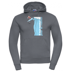 Sweat Russell Tomber pour se relever