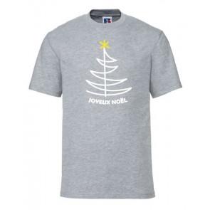 T-shirt Russell Sapin de Noël