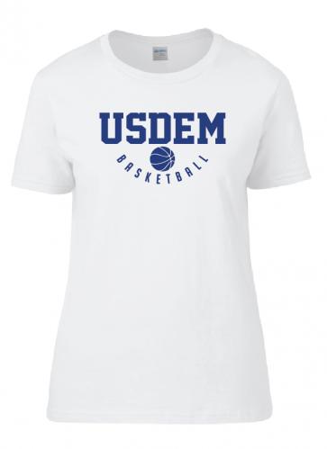 T-shirt coton femme USDEM