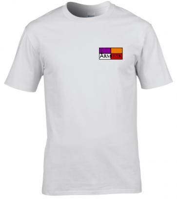 T-shirt Unisexe Armuzik Logo Coeur