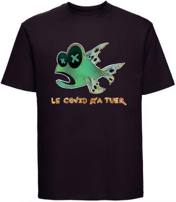 T-shirt Premium Poisson de Paques