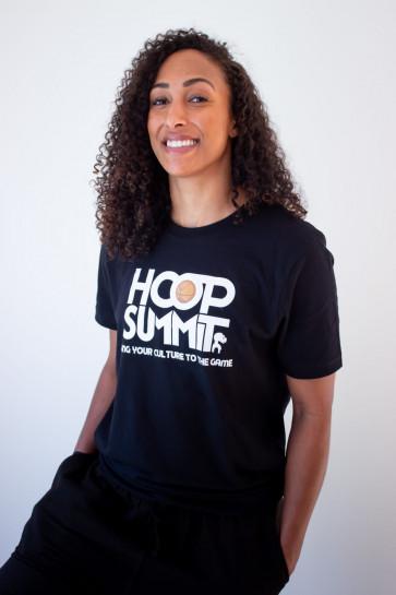 HOOP SUMMIT ORIGINAL T-SHIRT FEMME