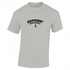 T-shirt Gris clair Bouffemont