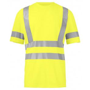 T-shirt Polyester haute visibilité Unisexe