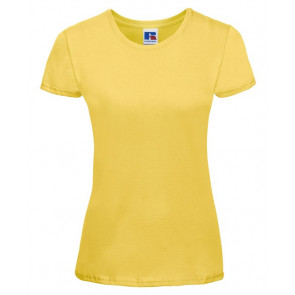 T-shirt manches courtes Col rond Russell Femme