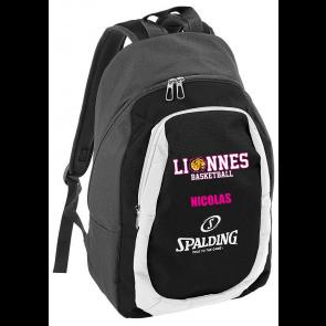 Sac à dos Spalding Lionnes Montsoult Basket