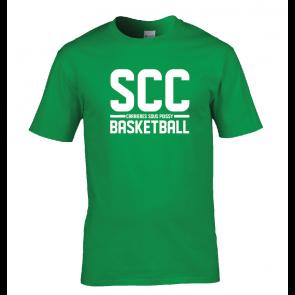T-shirt Vert Carrières sous Poissy