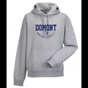 Sweat Russel Gris Domont Basket