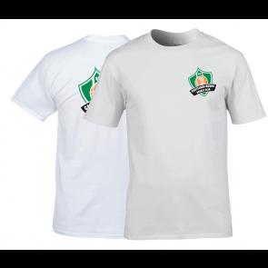 T-shirt Blanc Castelnau Basketball