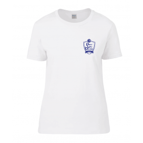 T-shirt Blanc Femme PLB
