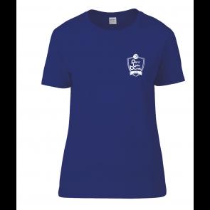 T-shirt Royal Femme PLB