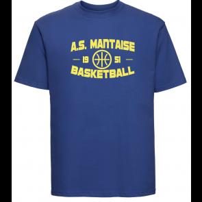 T-shirt unisexe Mantes Basketball
