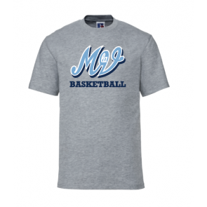 T-shirt Gris Family MLV Basket