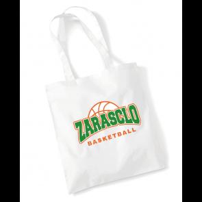 Sac Bandoulière Blanc Zarasclo Basket