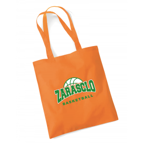 Sac Bandoulière Orange Zarasclo Basket