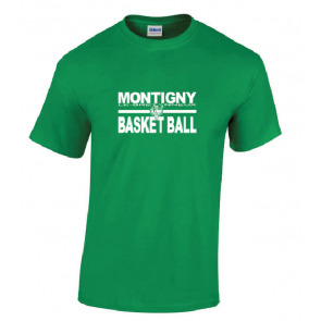 T-shirt Montigny Basket