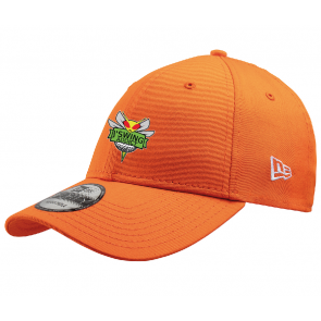Casquette Orange New Era J'Swing Golf