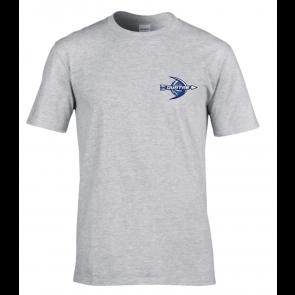 T-shirt Gris Splash Quatre BasketBall