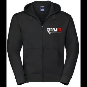 Veste zippé noir XtremFit