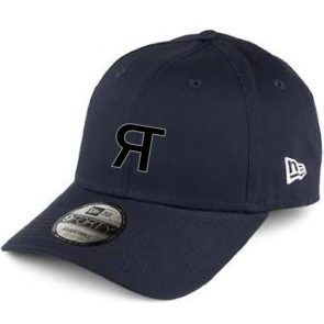 Casquette New Era navy Referee Time
