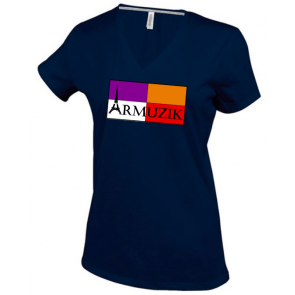 T-shirt Manches Courtes Armuzik