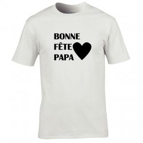 Tshirt Bonne Fête Papa