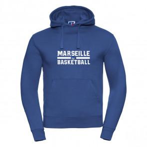 Sweat Russel Royal Marseille Basketball