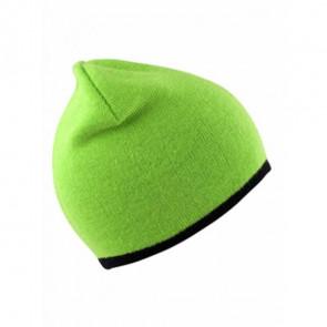 Bonnet réversible mode